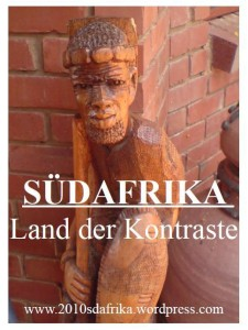 Logo  SUEDAFRIKA -  Land der Kontraste
