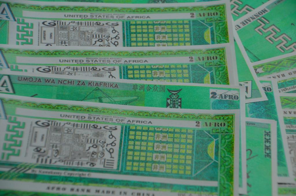 Afro Währung