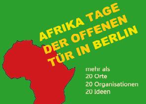 Afrika-Tage der offenen Tür
