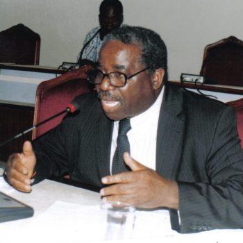Prof. Nicolas Agbohou