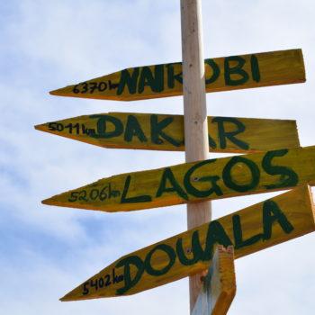 Motto - Afrika im globalen Kontext